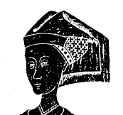 Margaret, wife of Sir William Lucy, 1466