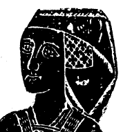Katherine, wife of Geoffery Josline, 1470