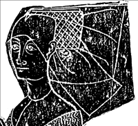 Margaret, wife of John Weston, 1483