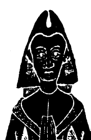Margery, wife of Sir William Crofton, 1483