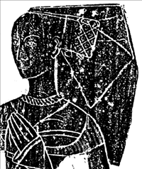 Elizabeth, wife of John Fitzgeffrey, 1480