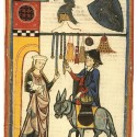 Purses in the Manesse Codex