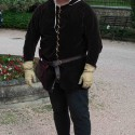 A doublet, made by Marc Auger