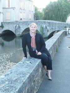 Greta in Chartres