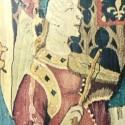 Nine Heros Tapestry, Atelier of Nicholas Bataille, 1385