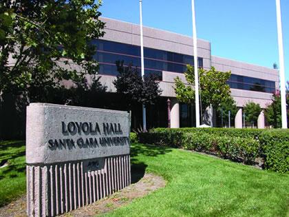 Loyola Hall, Santa Clara University