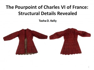 The pourpoint of Charles VI of France: Structural Details Revealed