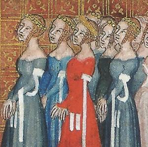 Fais et dis mémorables des romains, Valerius maximus,1376, BNF Ms. fr. 9749  f.76v