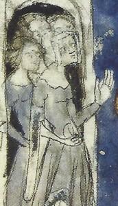 Trésor de vénerie, Hardouin de Fontaines-Guerin, 1394+, BNF Ms. fr. 855 p.23