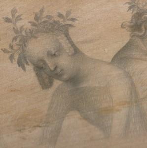 Isabeau de Bavière, Jacquemart de Hesdin, 1385-9,  Pierpont Morgan Library Ms. 346 f.2