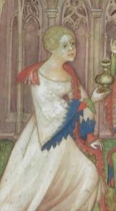 Tacuinum Sanitatis, BNF Ms Nouvelle acq. lat. 1673, f.96r, c. 1390s