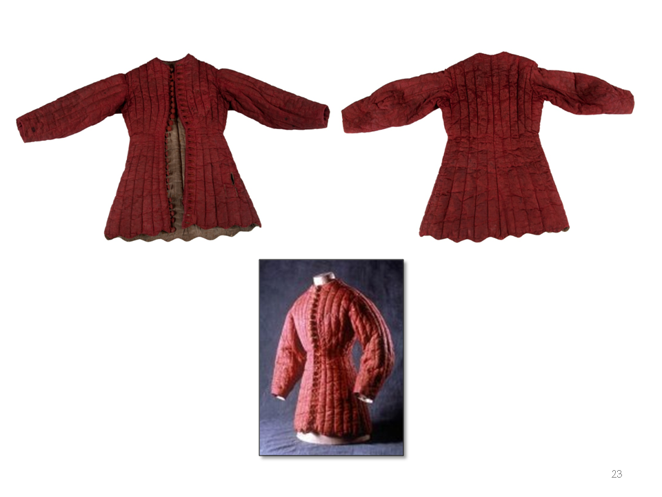 The pourpoint or coat-armour attributed to Charles VI of France
