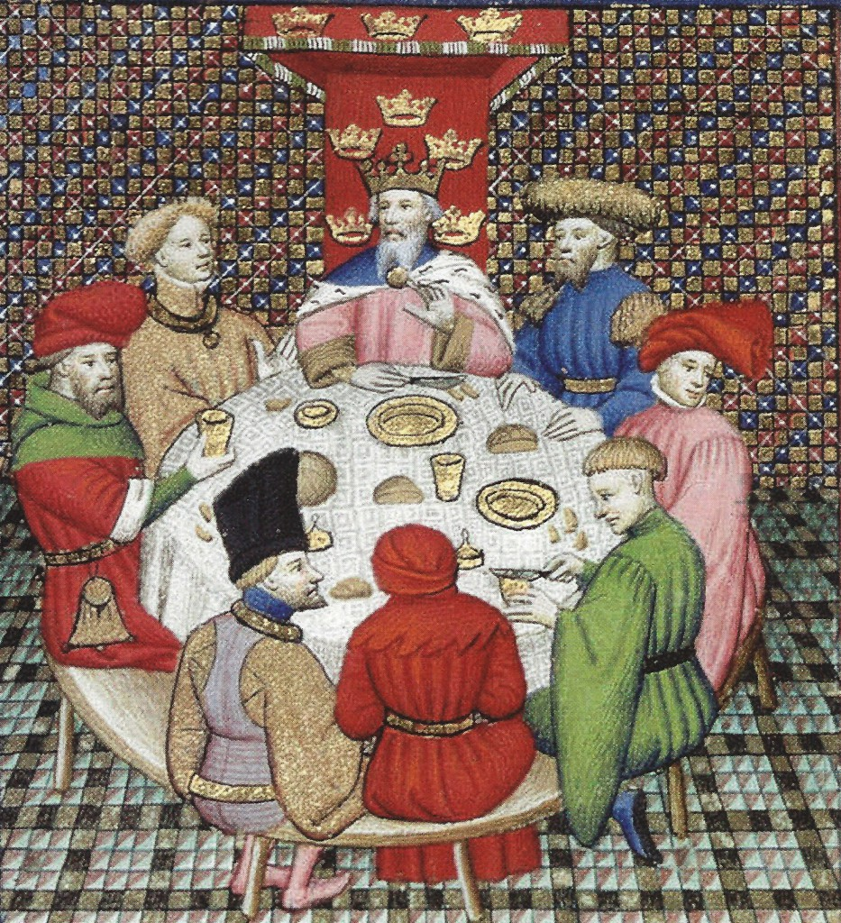 Fig. 1. King Arthur's Round Table