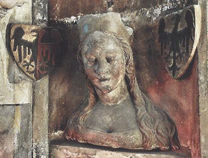 Bust of Anne of Schweitnitz